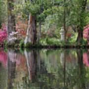 Magnolia Plantation Gardens Series Iv Art Print