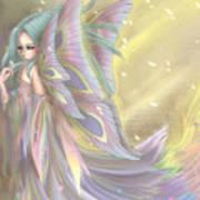 Maiden Of Earth Art Print
