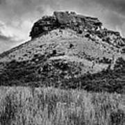 Main Caves Panorama - Drakensberg Art Print