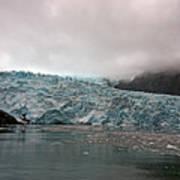 Main Glacier Art Print
