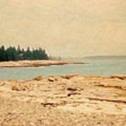 Maine Summer Art Print