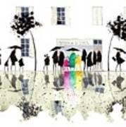 Maison De La Tarte Art Print