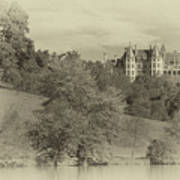 Majestic Biltmore Estate Art Print