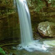 Majestic Pennsylvania Falls Art Print