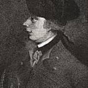 Major General James Wolfe, 1727 To Art Print