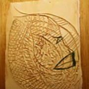 Malachi - Tile Art Print