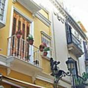 Malaga-2010-20 Art Print