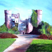 Malahide Castle Art Print