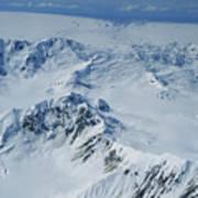 Malaspina Glacier Art Print