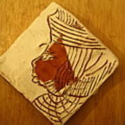 Malcolm - Tile Art Print