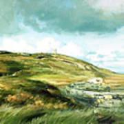 Malin Head Ireland Art Print