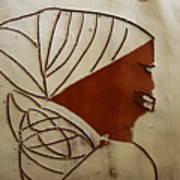 Mama 3 - Tile Art Print