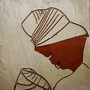 Mama 6 - Tile Art Print
