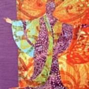 Mama Butterfly Art Print