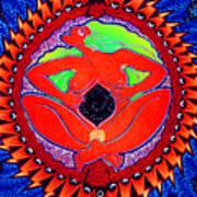 Mama Cosmos Art Print