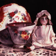 Mama's Doll Art Print