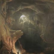 Mammoth Cave Art Print