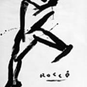 Man About Town Art Print