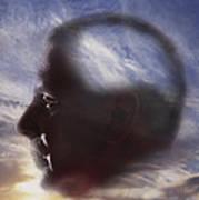 Man With Alzheimers Disease Art Print