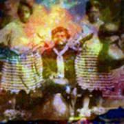 Manawa Poe Kaahele Art Print