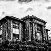 Manayunk Branch Of The Free Library Of Philadelphia Art Print