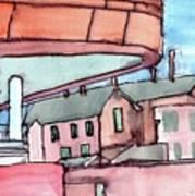 Manchester Chethams 1 Art Print