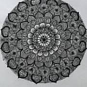 Mandal 5 Art Print