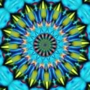 Mandala 111511 A Art Print