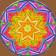 Mandala 12 20 2015 Art Print