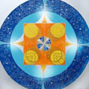 Mandala 15 Art Print