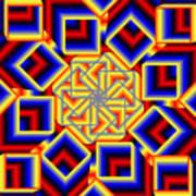 Mandala 2 Art Print