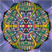 Mandala 53 Art Print