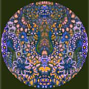 Mandala 55 Art Print