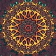 Mandala 574535675 Art Print