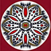 Mandala 66 Art Print