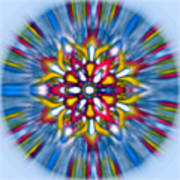 Mandala 70 Art Print