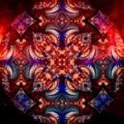 Mandala Magic Art Print