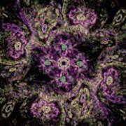 Mandala Meditation Art Print