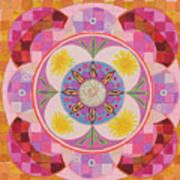 Mandala - Seeds Art Print
