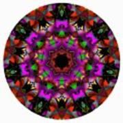 Mandala - Talisman 1100 - Order Your Talisman. Art Print