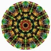 Mandala - Talisman 1103 - Order Your Talisman. Art Print