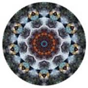 Mandala - Talisman 1111 - Order Your Talisman. Art Print