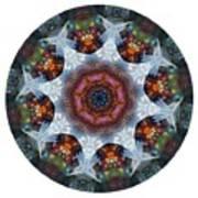 Mandala - Talisman 1112 - Order Your Talisman. Art Print