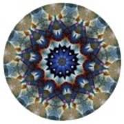 Mandala - Talisman 1120 - Order Your Talisman. Art Print