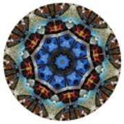 Mandala - Talisman 1124 - Order Your Talisman. Art Print