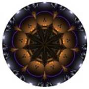 Mandala - Talisman 1430 Art Print