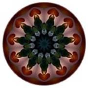 Mandala - Talisman 1440 Art Print
