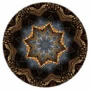 Mandala - Talisman 1444 Art Print
