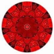 Mandala - Talisman 1541 Art Print
