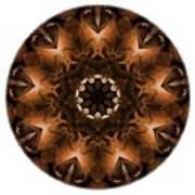Mandala - Talisman 3703 Art Print